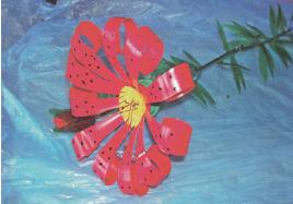 Rumkiny flower step 4